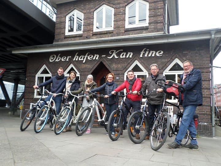 Hambourg Greeters