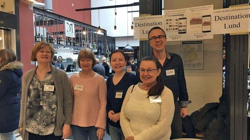 Free tours - Lund  Greeters Team