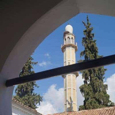Ramallah concert in city center