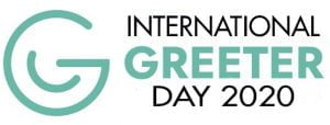 Logo International Greeter Day