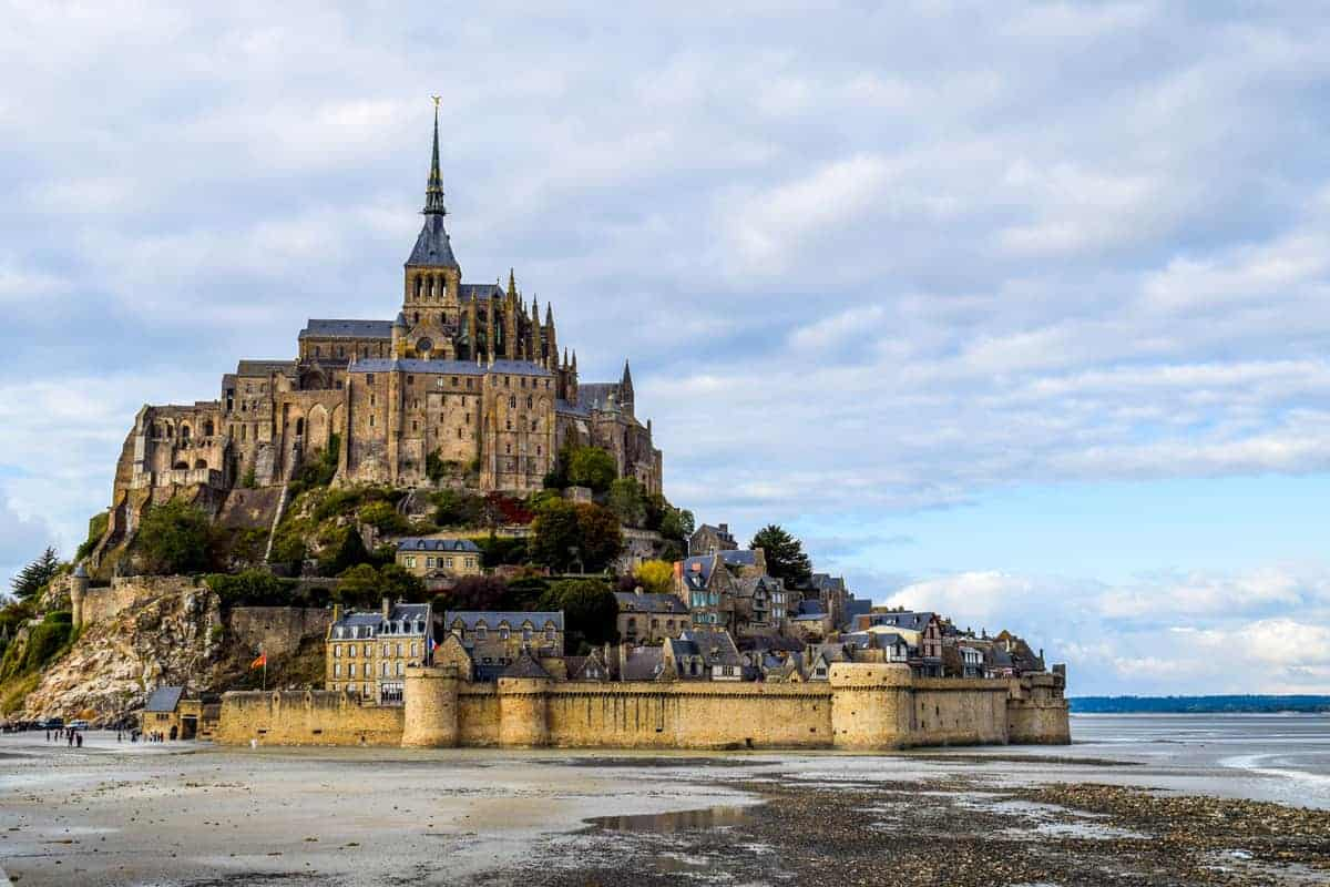 France mont st michel