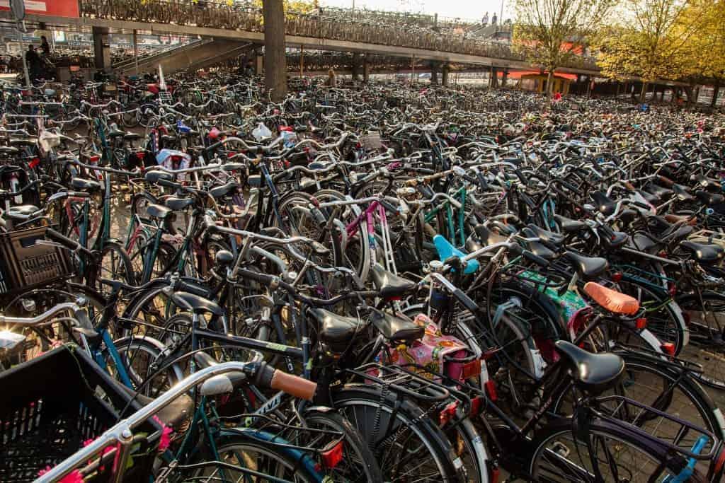 Netherlands bikes