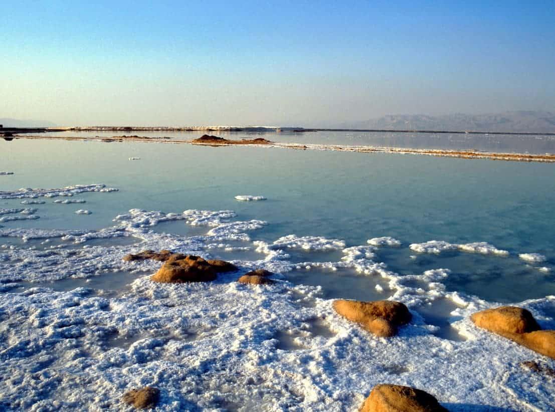 Israel dead sea