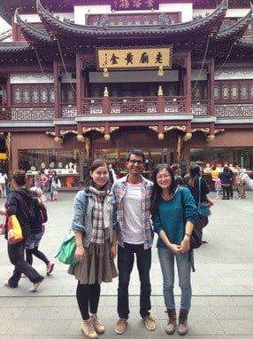 Shanghai testimonial