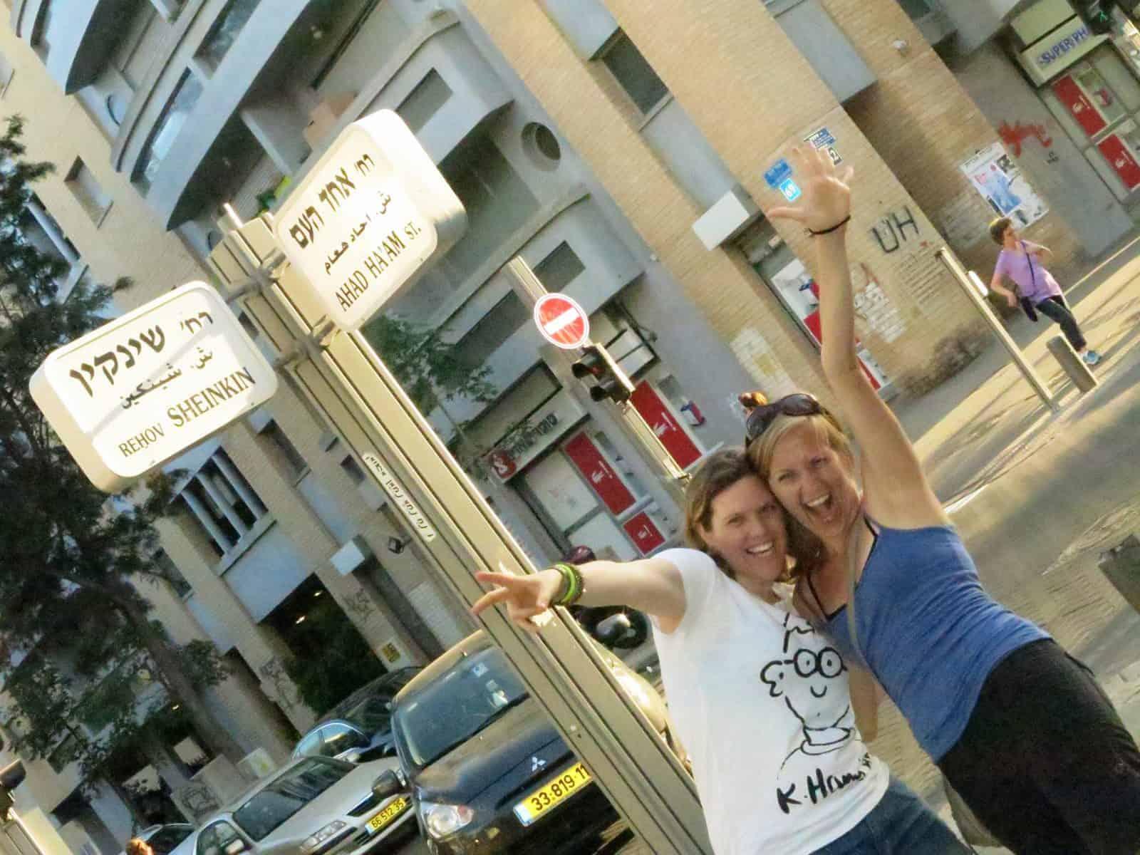 Tel Aviv Testimonial Photo
