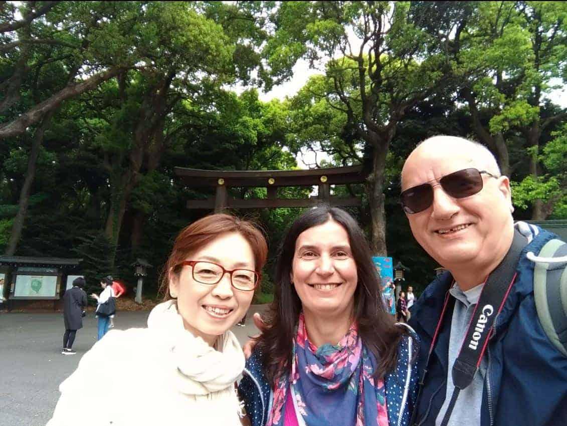 Tokyo Greeters