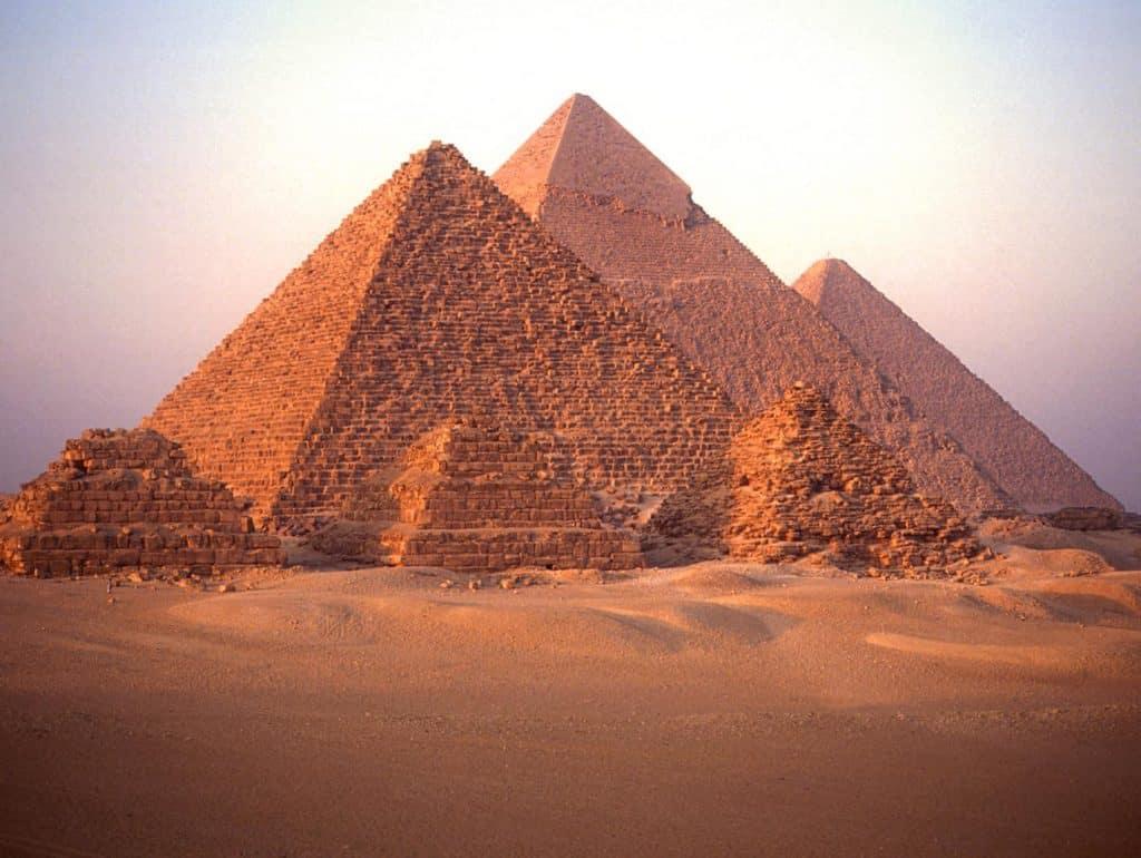 Egypte pyramids