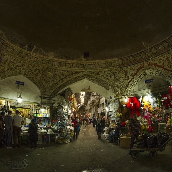 iran market