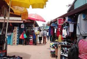 Rwanda Kimironko market