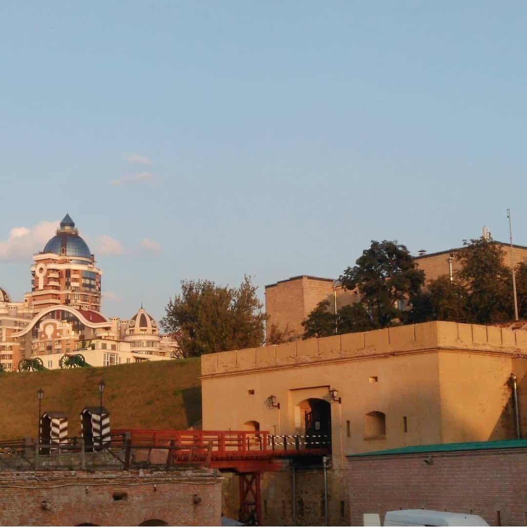Kyiv fort