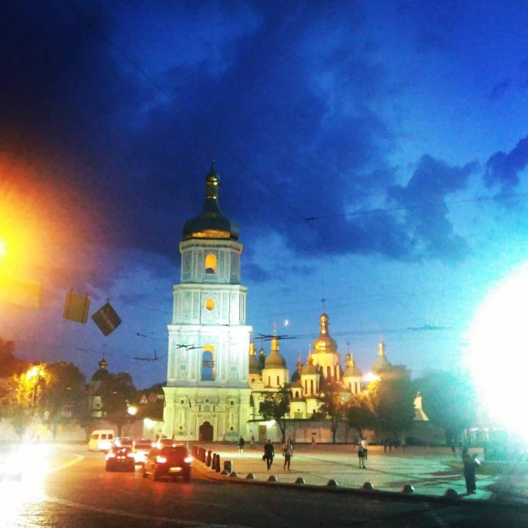 Kyiv tower