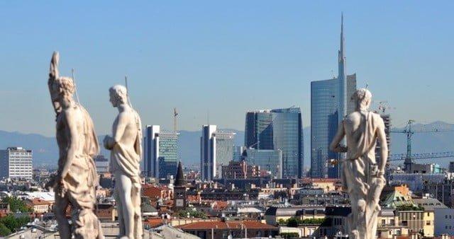 Milan panorama