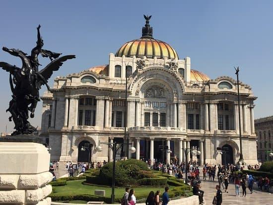 Mexico City Palace