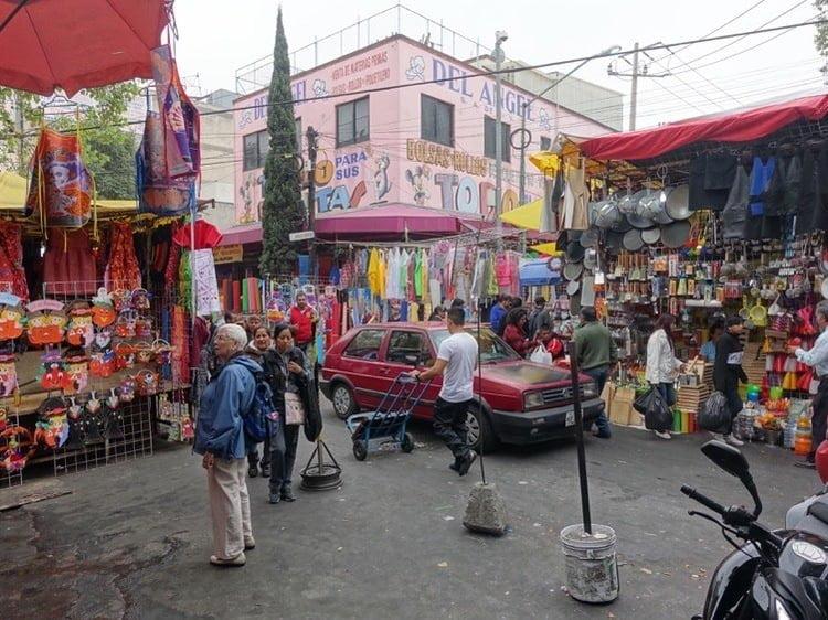 Mexico City Street Life