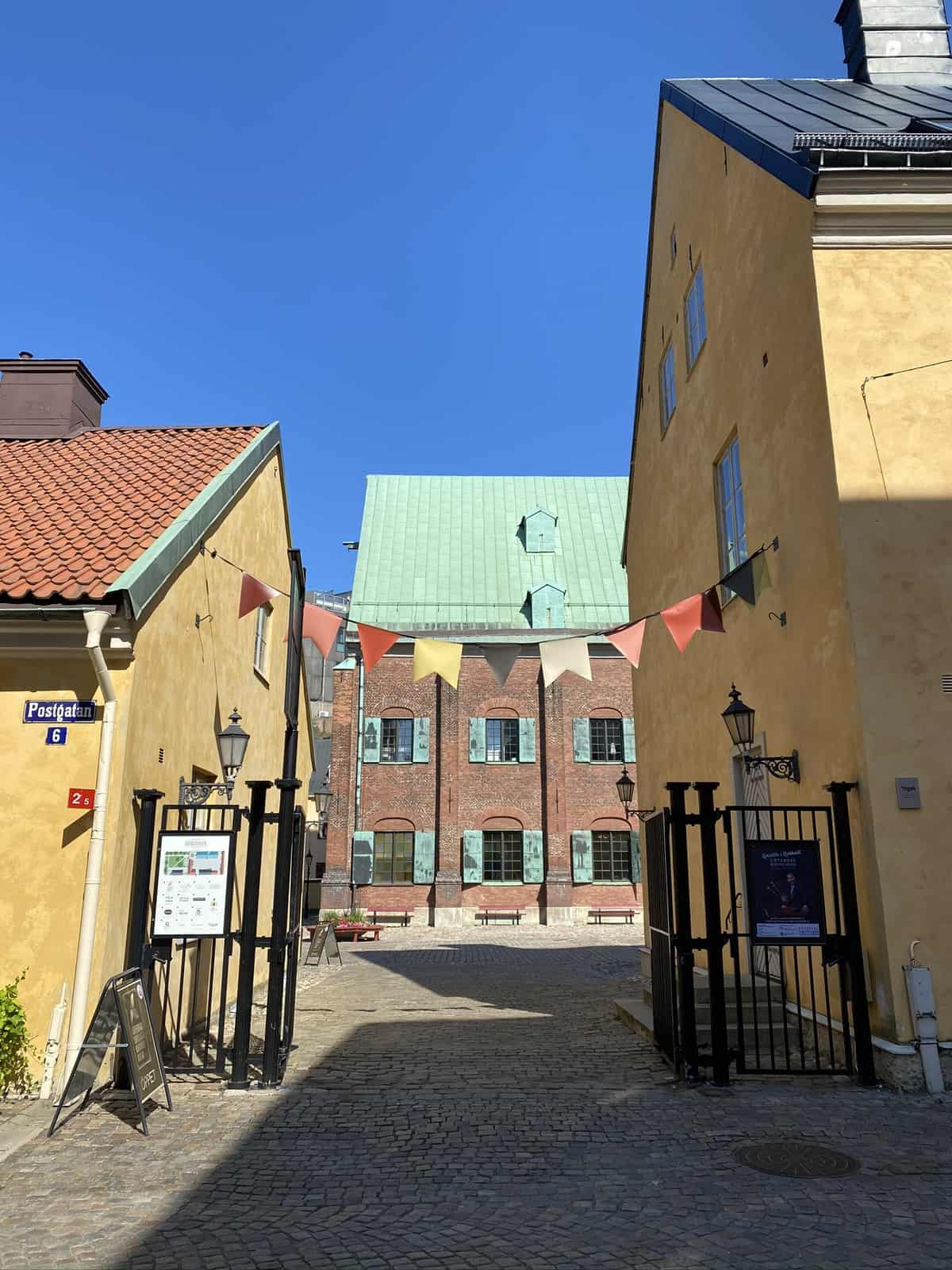 Goteborg street