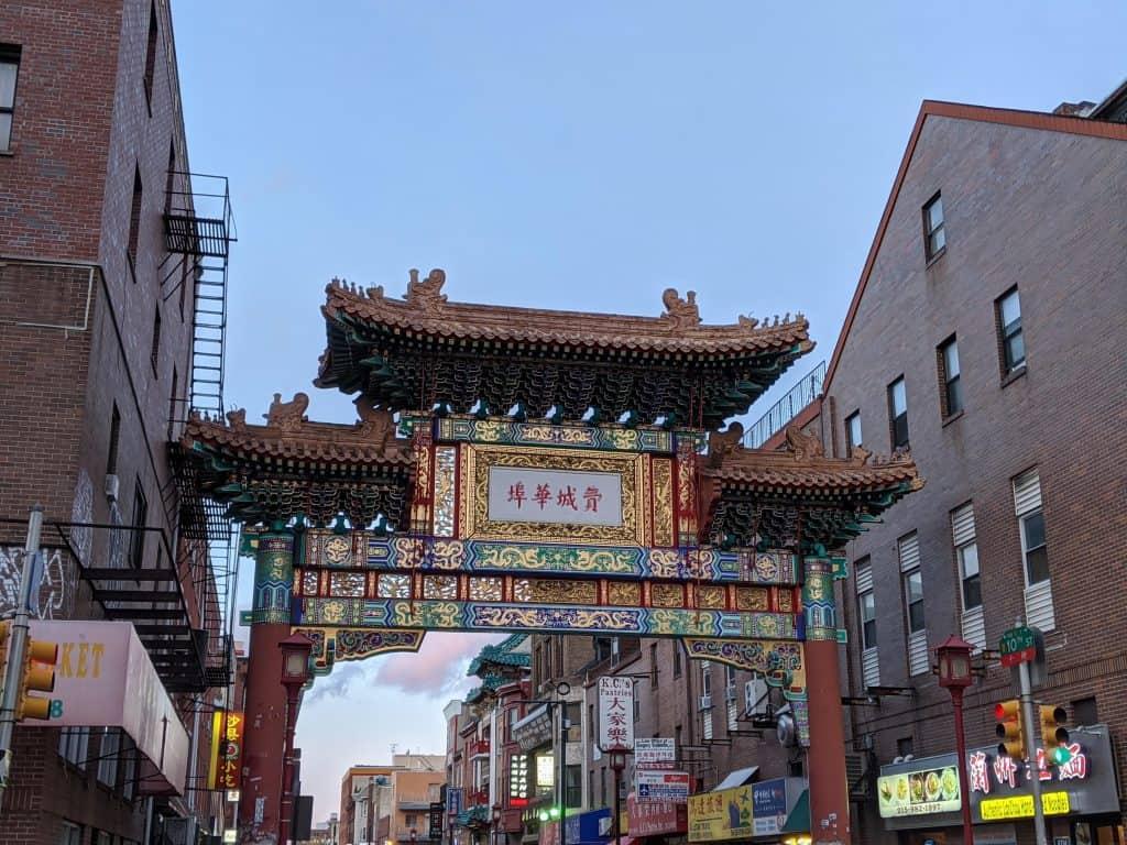 USA chinatown