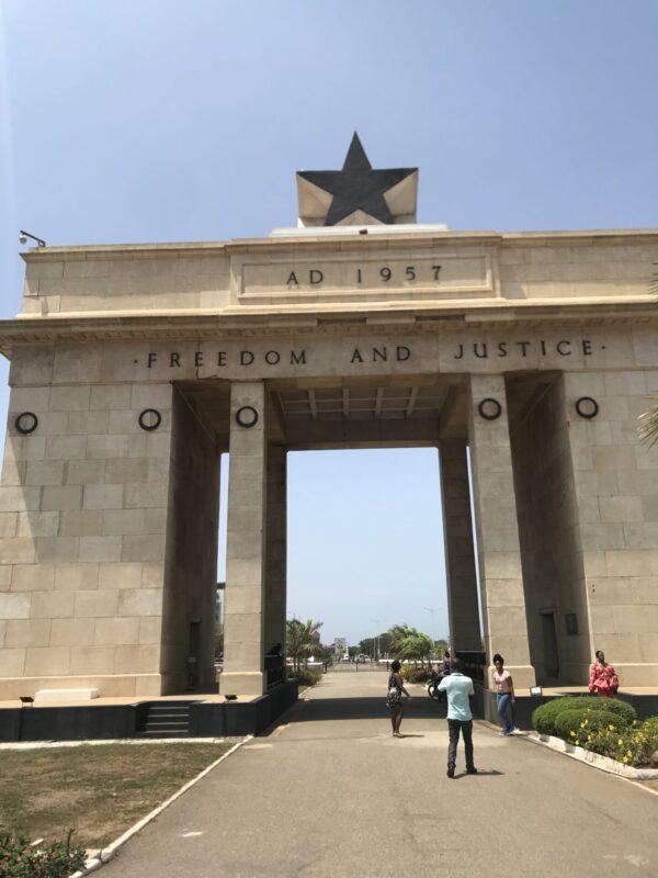 Accra freedom status