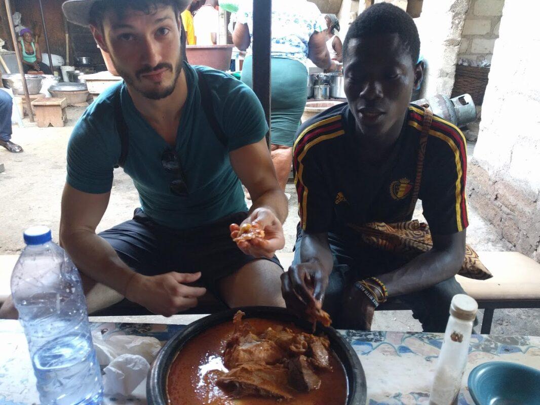 Accra greeters