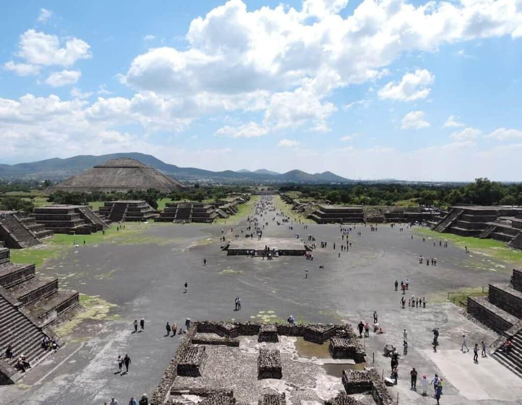 Mexico Pyramids